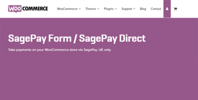 Woocommerce Sage Pay Form