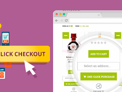 Yith Woocommerce One Click Checkout 1