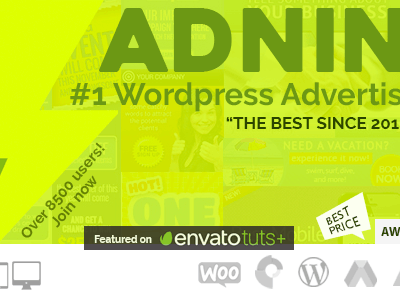 Adning Advertising Professional, All In One Ad Manager For Wordpress