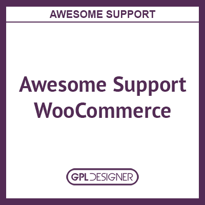 Awesome Support WooCommerce