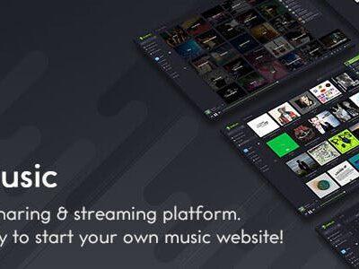 BeMusic Music Streaming Engine