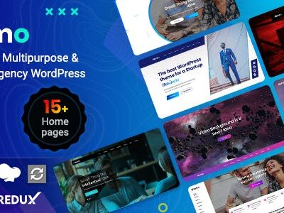 Nimmo One Page WordPress