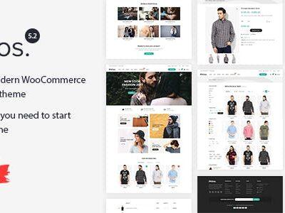 Philos Responsive WooCommerce WordPress Theme