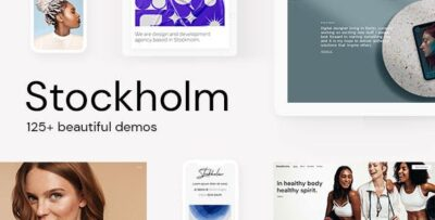 Stockholm A Genuinely Multi Concept Theme