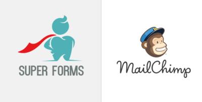 Super Forms Mailchimp Add On