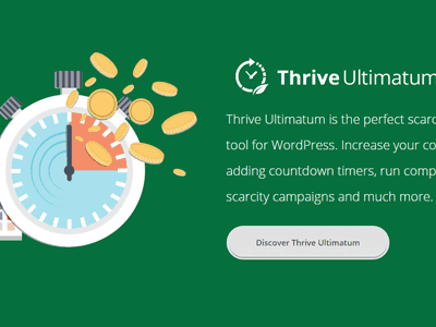 Thrive Themes Ultimatum Plugin