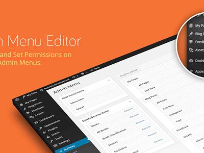 WP Toolbar Editor For Admin Menu Editor Pro