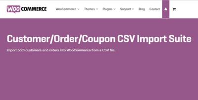 Woocommerce Customerorder Csv Import Suite