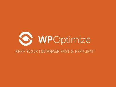 Wp Optimize Wordpress Plugin