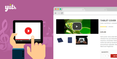 Yith Woocommerce Featured Audio Video Content