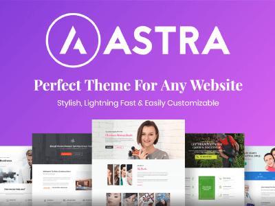 Astra Pro WordPress Plugin