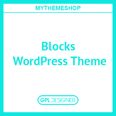 Blocks Wordpress Theme