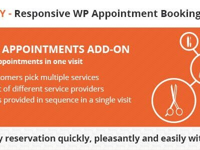Bookly Chain Appointments (Add On)