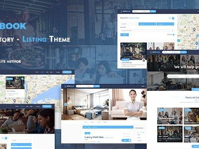 CityBook Directory & Listing Theme