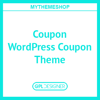 Coupon – WordPress Coupon Theme