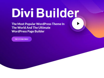 Divi Builder Wordpress Plugin