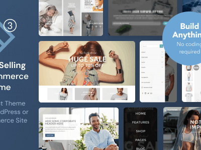 Flatsome Multi Purpose Responsive WooCommerce Theme