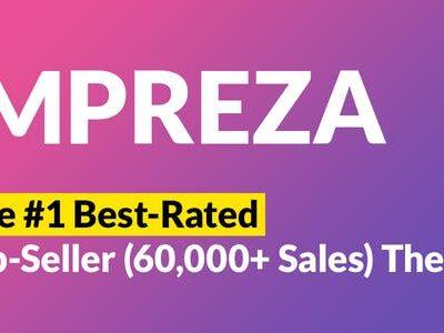 Impreza – Multi Purpose WordPress Theme