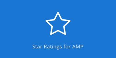 Ratings For AMP Wordpres Plugin