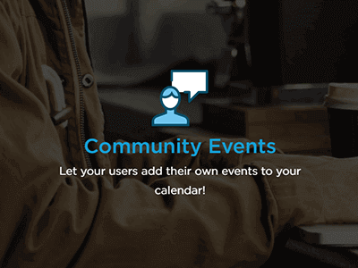 The Events Calendar – Community Events