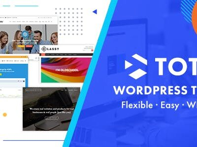 Total Responsive Multi Purpose WordPress Theme