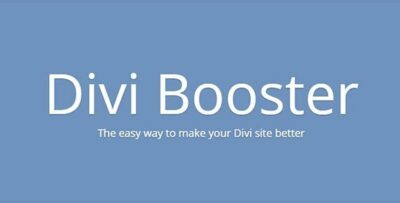 Divi Booster Cover