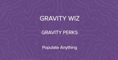 Gravity Perks Populate Anything