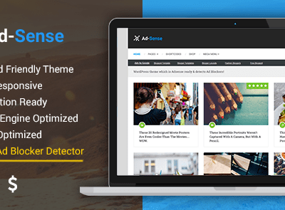 Mythemeshop Ad Sence Wordpress Theme