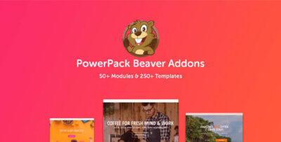 Powerpack Beaver Builder Wordpress Plugin