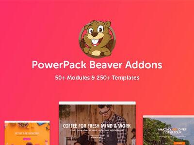Powerpack Beaver Builder Wordpress Plugin