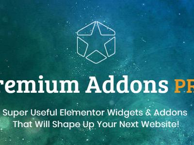 Premium Addons Pro Elementor