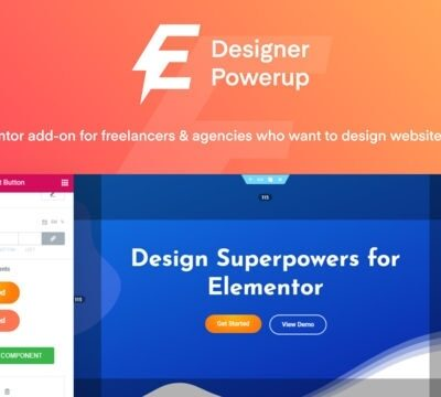 Designer Powerup For Elementor