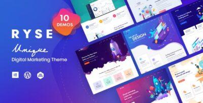 Ryse SEO & Digital Marketing Theme