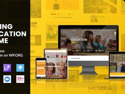 Eduma Education WordPress Theme