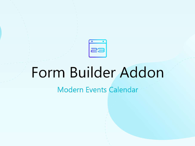Elementor For Moder Events Calendar