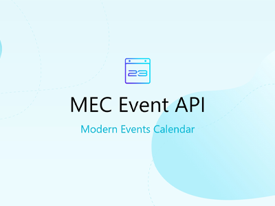 Event API For MEC