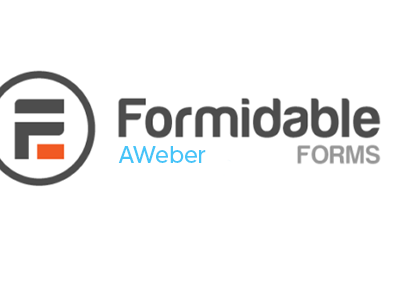 Formidable Forms AWeber Addon