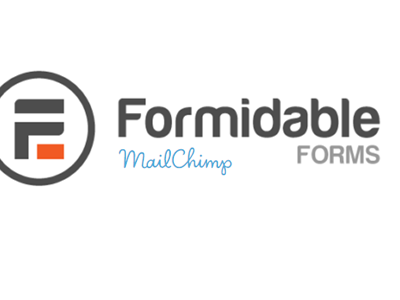 Formidable Forms MailChimp Addon