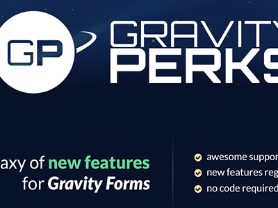 Gravity Perks Live Preview Add-on