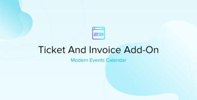 MEC Ticket And Invoice