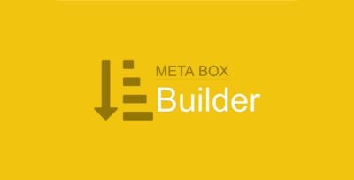 Meta Box Builder Plugin