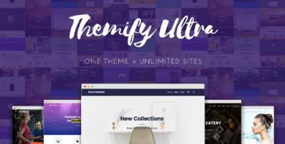 Themify Ultra WordPress Theme