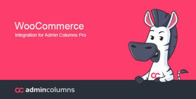 Admin Columns Pro Woocommerce Addon Plugin