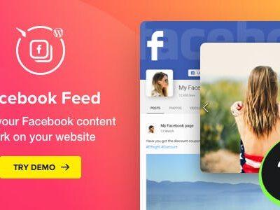 Elfsight Facebook Feed