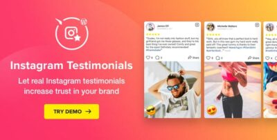 Elfsight Instagram Testimonials