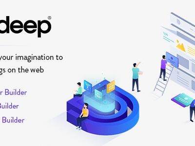 Deep – Creative Multi Purpose Theme