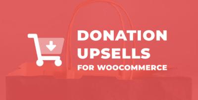 Givewp Donation Upsells Woocommerce
