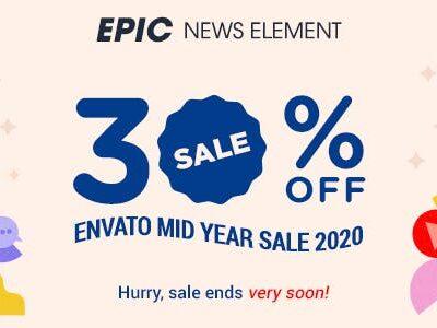 Epic News Elements Plugin