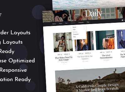 Mythemeshop Daily Wordpress Theme