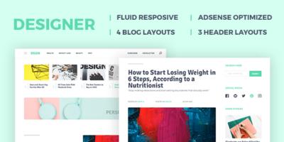 Mythemeshop Designer Wordpress Theme